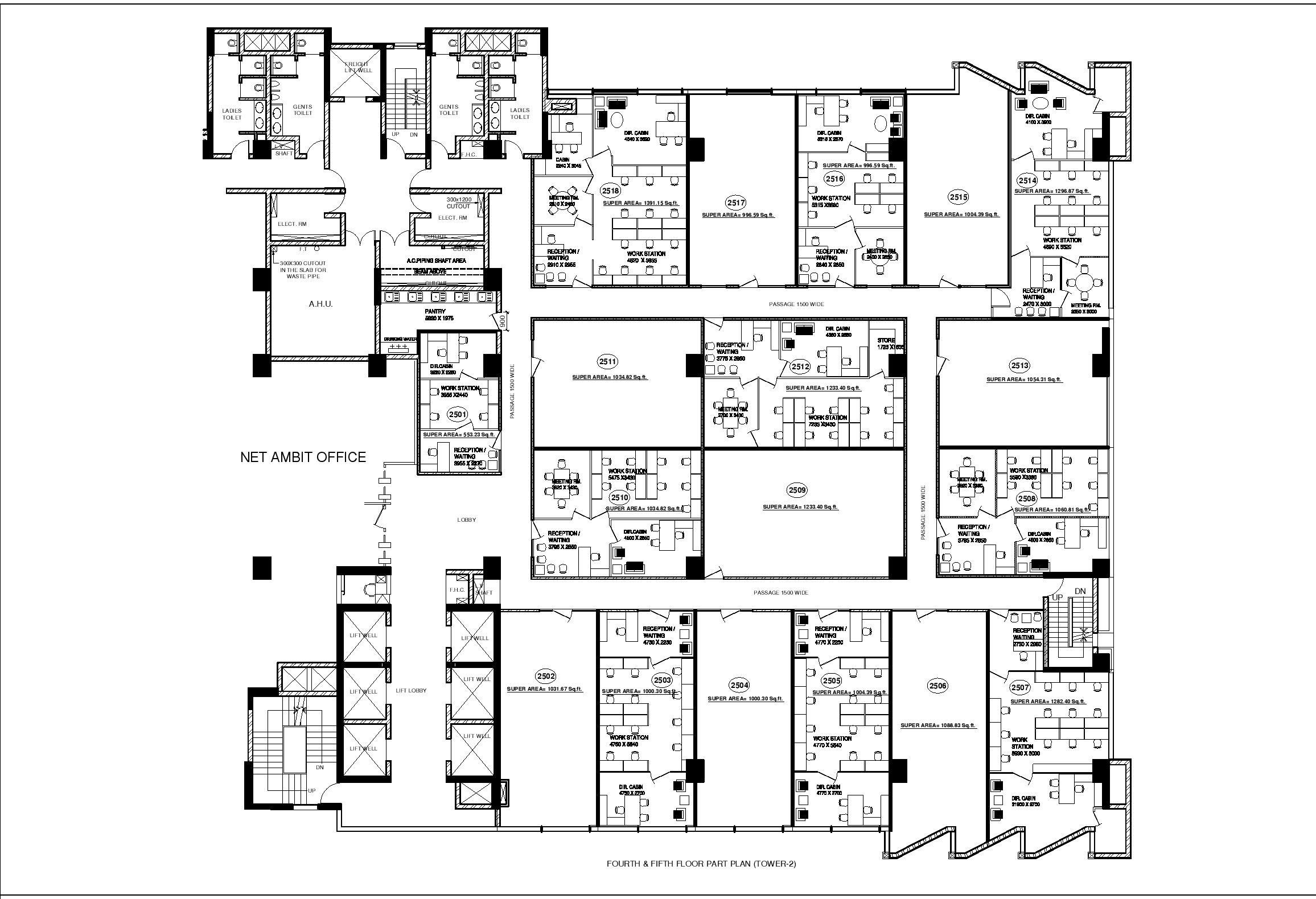 Express trade tower 2 sector 132 noida 9810000375 ett2 noida for Trade show floor plan software