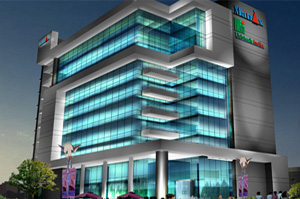 office spaces in wtt noida
